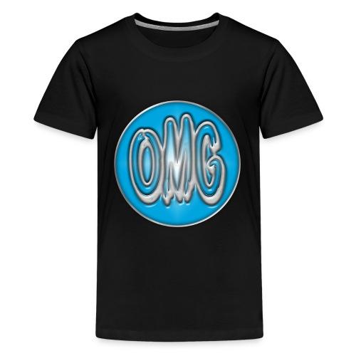 OMGItsGuppey Shirt (Kid) - Kids' Premium T-Shirt