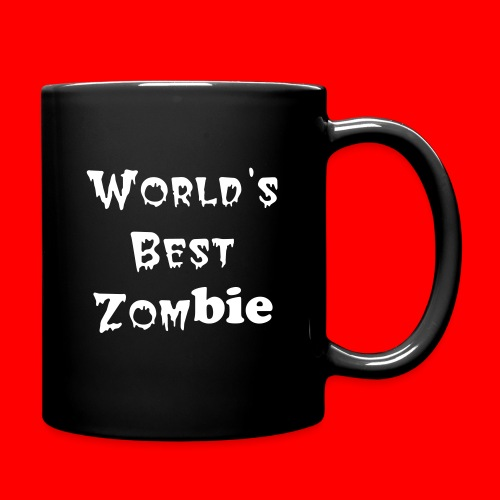 Worlds Best Zombie - Full Color Mug
