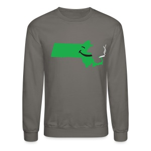 Puff Puff Mass - Crewneck Sweatshirt
