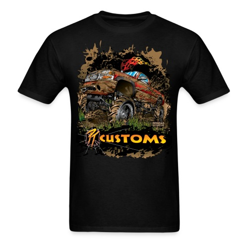 PT Customs - Men's T-Shirt