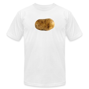 Potato Tee - Men's T-Shirt by American Apparel