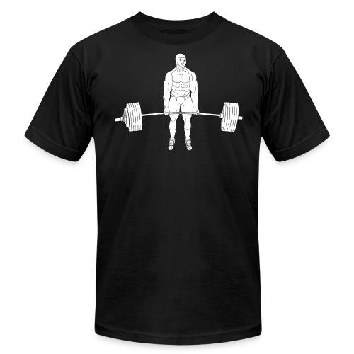 DL6PLUSBUTNOGF - Men's Fine Jersey T-Shirt