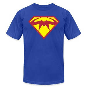 Super MASS - Men's T-Shirt by American Apparel