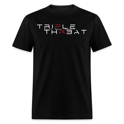 Triple Threat - Men's T-Shirt