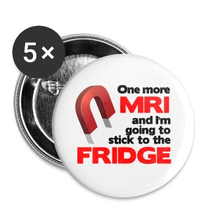 One more MRI - Large Buttons