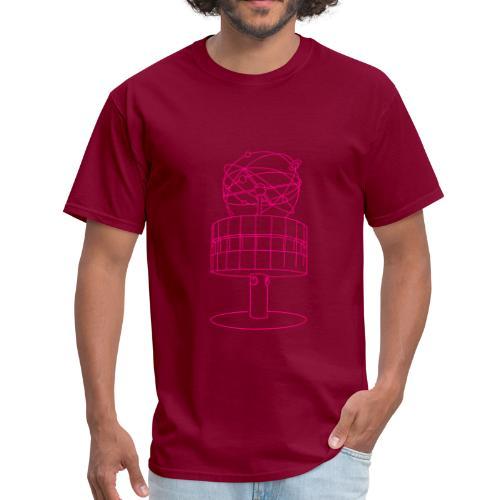 World time clock Berlin - Men's T-Shirt