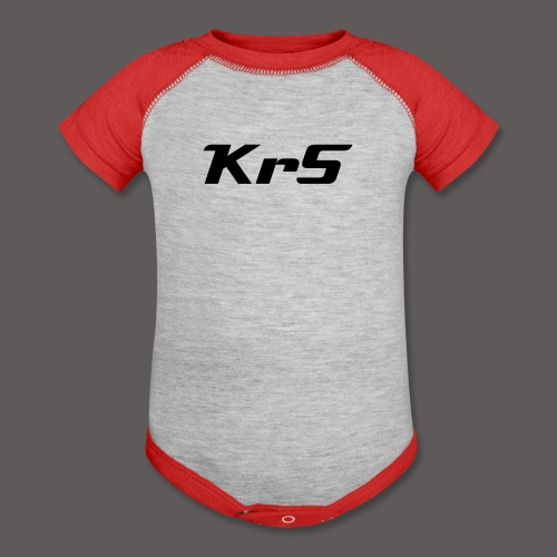 kRS GAMING - Kids Logo - Baby Contrast One Piece