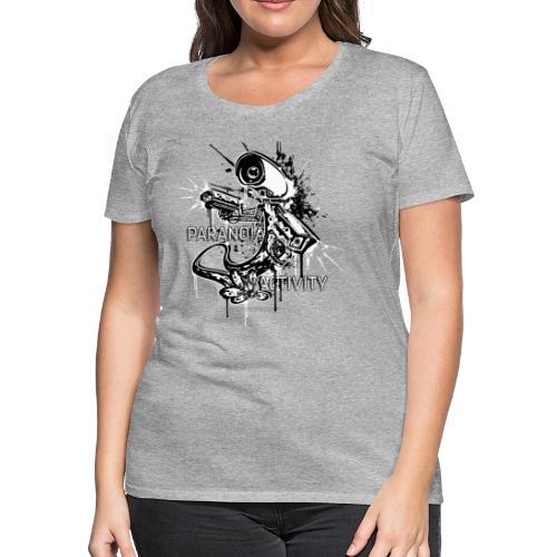Paranoia Activity - Women's Premium T-Shirt
