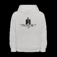 Sweatshirts ~ Kids' Hoodie ~ Interstate 696 Motor Speedway