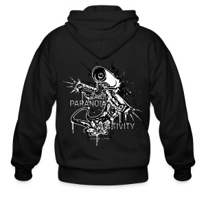 Paranoia Activity - Men's Zip Hoodie