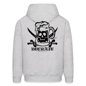 Beerate - black - Men's Hoodie