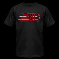 T-Shirts ~ Men's T-Shirt by American Apparel ~ Blitzwinger Woosh Men's T-Shirt