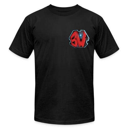 Blitzwinger BW Logo Men's T-Shirt - Men's Fine Jersey T-Shirt