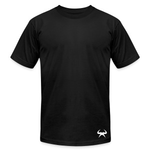 Massthetics Simple Tee - Men's T-Shirt by American Apparel