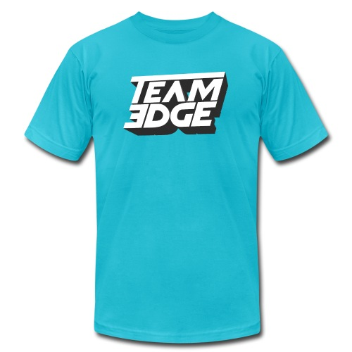 Team Edge T-Shirt - Men's Fine Jersey T-Shirt