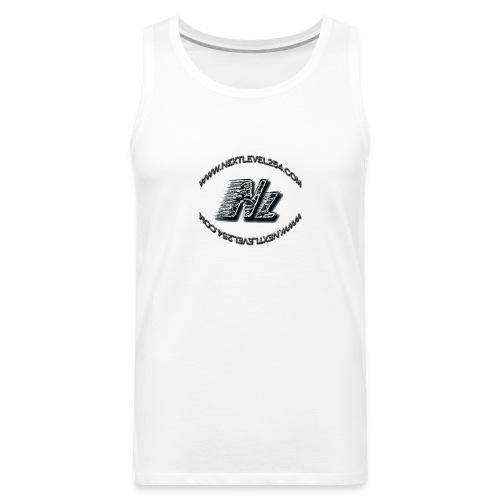 Next Level 254 Mens Muscle Shirt - Men's Premium Tank