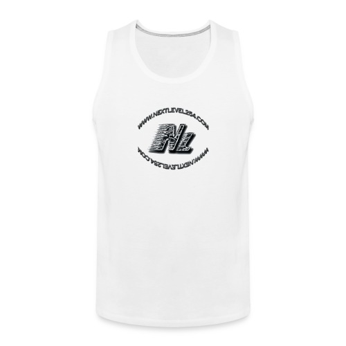 Next Level 254 Mens Muscle Shirt - Men's Premium Tank