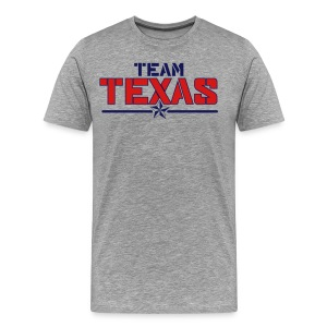 Men's Team Shirt (Grey) - Men's Premium T-Shirt