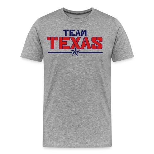Men's Team Shirt (Grey) - Men's Premium T-Shirt