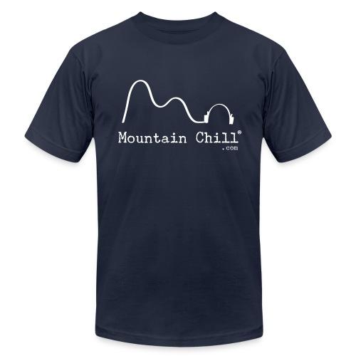 Mountain Chill® Official Tee Shirt - Men's Fine Jersey T-Shirt