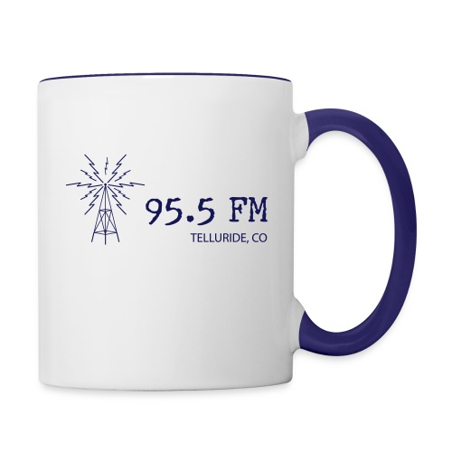 Mountain Chill® Coffee Mug - Contrast Coffee Mug