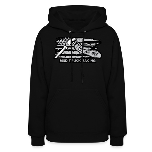 PT Customs Orig BACK Logo - Women's Hoodie