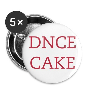 DNCE Cake Button - Small Buttons