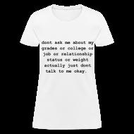 T-Shirts ~ Women's T-Shirt ~ Article 103251195