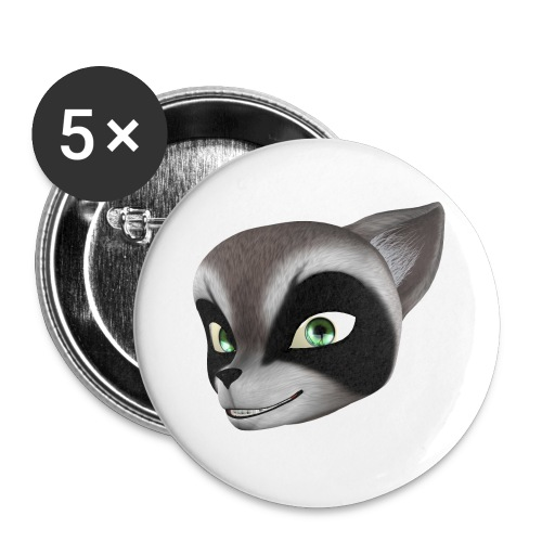 Ryne Ampersand Buttons - Small Buttons