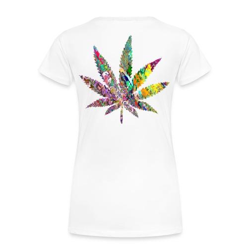 Sugar weed - Women's Premium T-Shirt