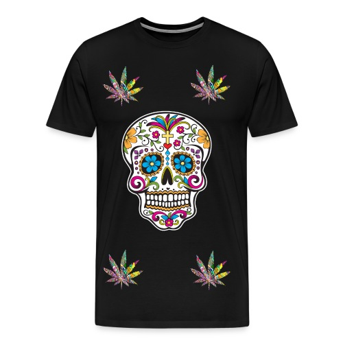 Sugar weed - Men's Premium T-Shirt