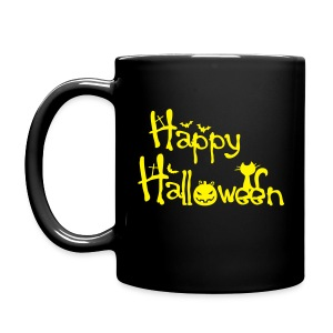 HAPPY Halloween Full Color Mug - Full Color Mug