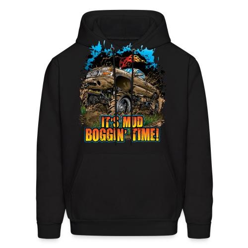 It's Mud Boggin Time - Men's Hoodie