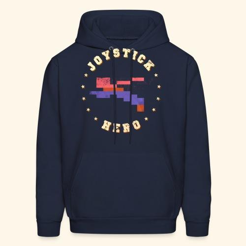 Joystick Hero 2 - Men's Hoodie
