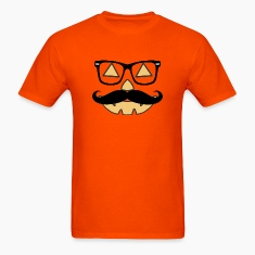 Mr. Jack-O-Lantern Men's T-shirt