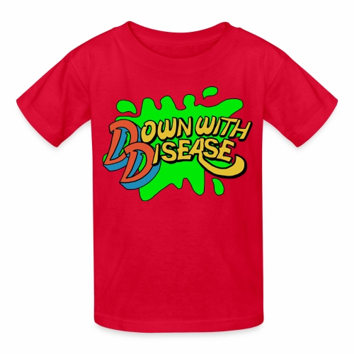 Down With Disease Kid's T-shirt - Kids' T-Shirt