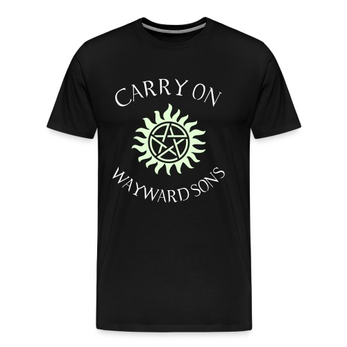 Carry On, Wayward Sons (Men's) - Men's Premium T-Shirt