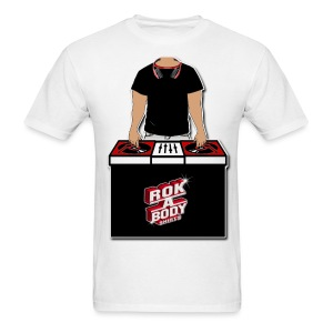 Rokstar DJ - Men's T-Shirt