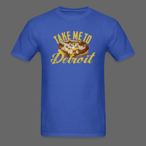Take Me To Detroit Coney - Men's T-Shirt