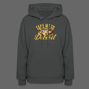 Take Me To Detroit Coney - Women's Hoodie