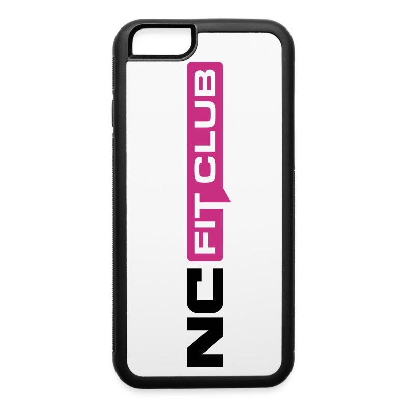 NC Fit Club (Horiziontal) - iPhone 6/6s Rubber Case