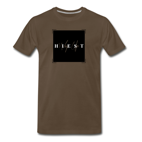HIEST Way Up - Men's Premium T-Shirt