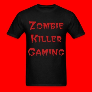Zombie Killer Gaming Mens Premium - Men's T-Shirt