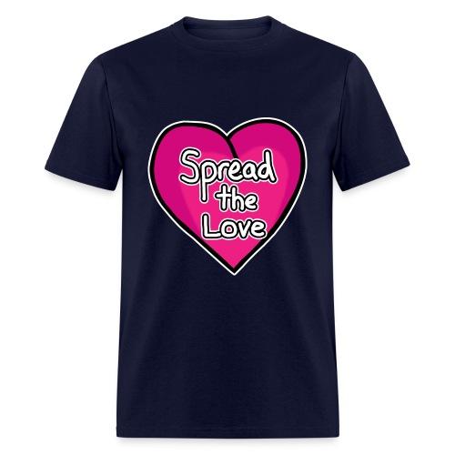 Spread the Love (Men) - Men's T-Shirt