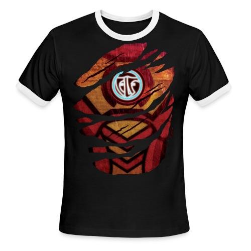 Elf's Trim T-Shirt - Men's Ringer T-Shirt