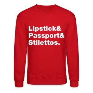 Travel essentials - Crewneck Sweatshirt