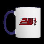 Mugs & Drinkware ~ Contrast Coffee Mug ~ BW Mug