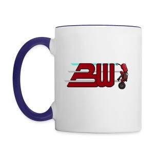 BW Mug - Contrast Coffee Mug