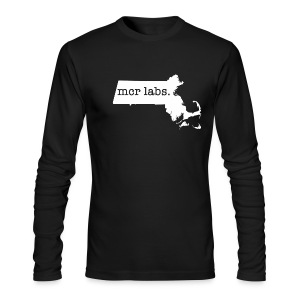 Mass Lab  - Men's Long Sleeve T-Shirt by Next Level