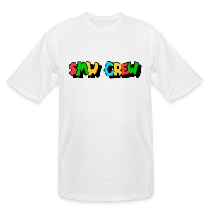 SMW Crew (Tall) - Men's Tall T-Shirt